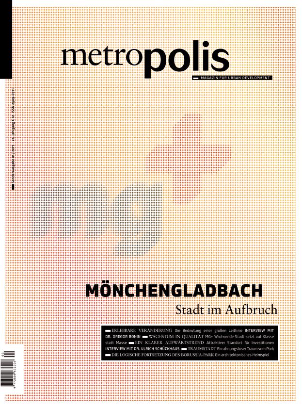 Sonderausgabe Mönchengladbach | polis – MAGAZIN FÜR URBAN DEVELOPMENT