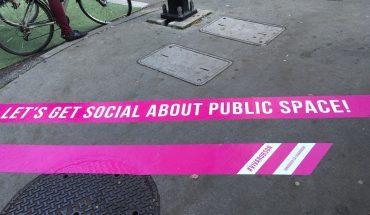 Let's get social about public space