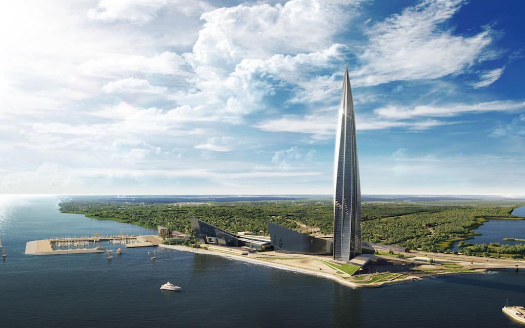 Größter Wolkenkratzer
