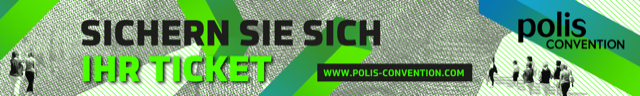 polis Convention 2020 – Jetzt Tickets sichern!