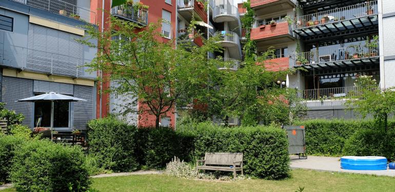 parzellierung und heterogenit t in t bingen polis magazin f r urban development. Black Bedroom Furniture Sets. Home Design Ideas