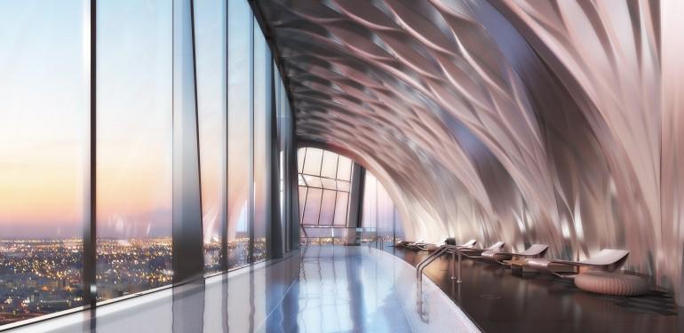 FLIESSENDE FORMEN IN MIAMI // WOHNTURM VON ZAHA HADID ARCHITECTS ...